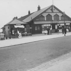 Pier Pavilion, Redcar - 1931. Photographer: A.E. Graham. Reproduced with kind permission of Redcar & Cleveland Borough Council.